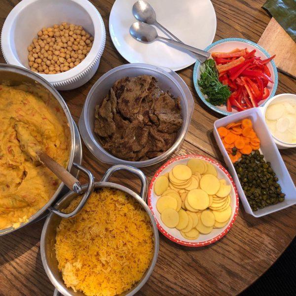 ingredientes tamales veganos